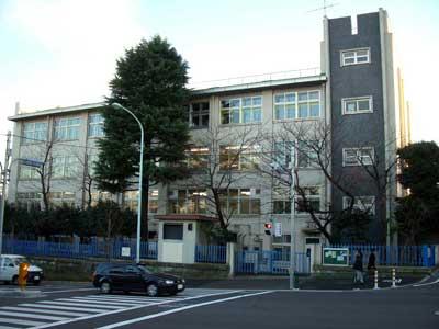 都立代々木高等学校