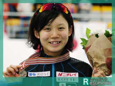 高木美帆 世界距離別選手権 2016