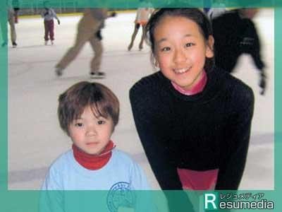 宇野昌磨 幼少期 5歳 浅田真央 12歳