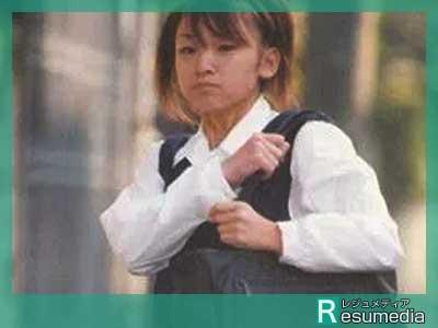 加護亜依 中学生
