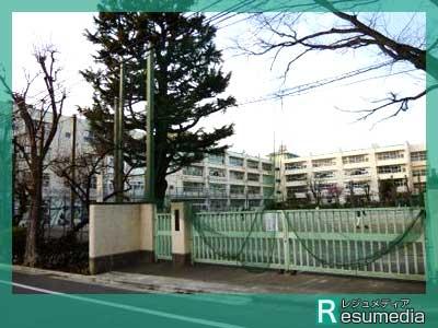 滝沢カレン 梅丘中学校