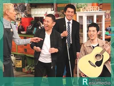 濱田祐太郎 テレビ おかべろ