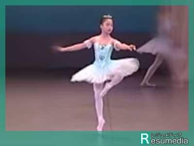 高梨沙羅 クラシックバレエ