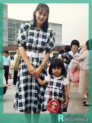 加藤綾子 幼少期