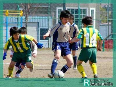 高木美帆 サッカー