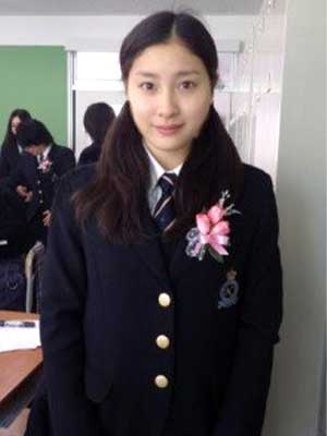 土屋太鳳 高校 卒業式
