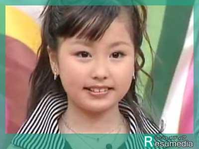 佐々木真弓 打ち抜き小悪魔コンテスト 小学3年生