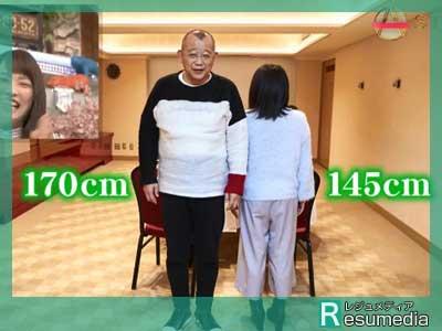 川栄李奈 姉 145cm
