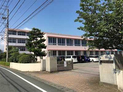 浜松市立入野小学校