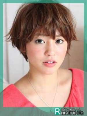 岡副麻希 モデル