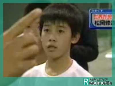 錦織圭 小学校6年生