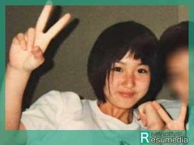 川田裕美 中学生 13歳