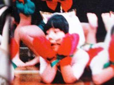 小室圭 幼稚園時代