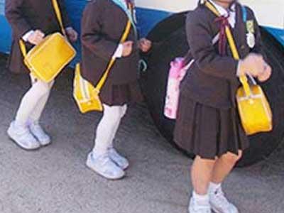 白鳩幼稚園系列の制服参考画像