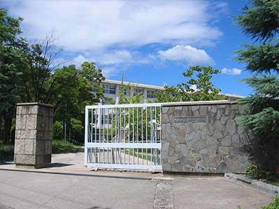 大阪府立池田高等学校
