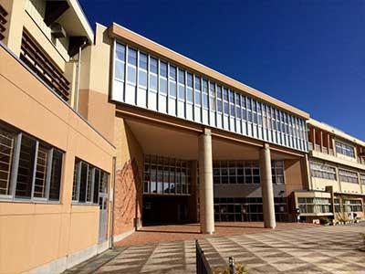 北杜市立小淵沢中学校