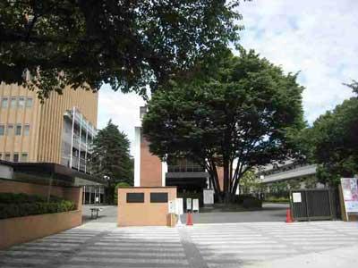 秋元真夏 東京家政大学付属高校