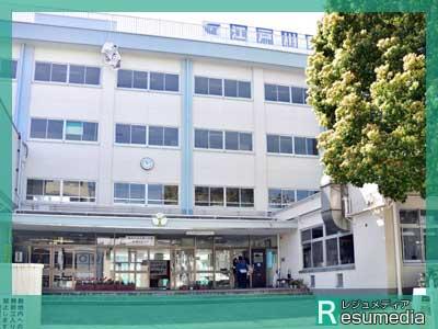 平手友梨奈 江戸川区立葛西第三中学校