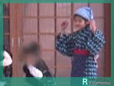 若月佑美 幼稚園 おゆうぎ会 主役