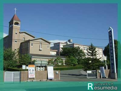 吉田羊 久留米信愛女学院高等学校・中学校