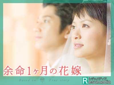 榮倉奈々 映画 余命1ヶ月の花嫁