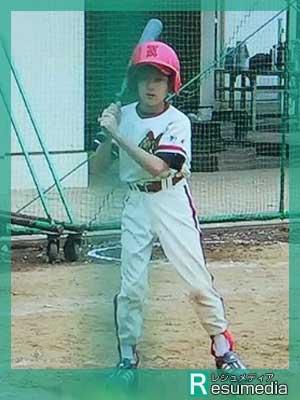 間宮祥太朗 小学生 野球