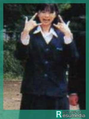 榮倉奈々 中学生