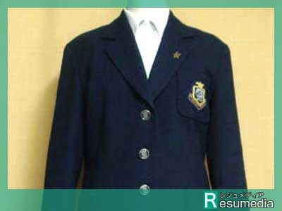 大阪女学院 制服