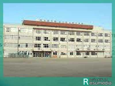 雛形あきこ 扇中学校