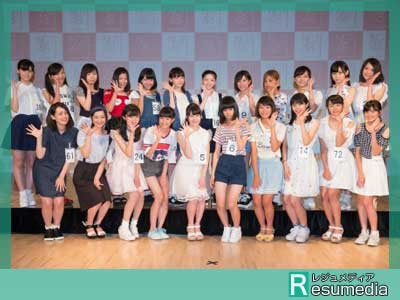 NGT48 第1期オーディション