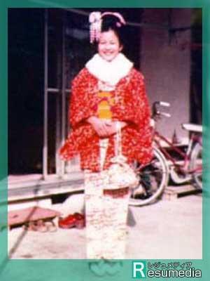 沢口靖子 小学校 11歳