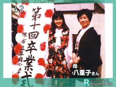 沢口靖子 平岡小学校出身