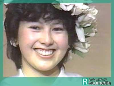 沢口靖子 東宝シンデレラオーディション グランプリ