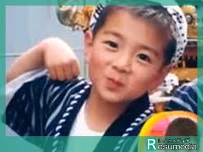 三浦翔平 幼少期 5歳