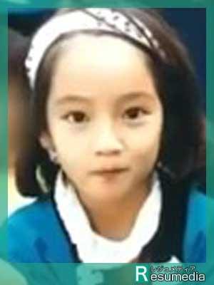 吉岡里帆 小学生時代 2年生
