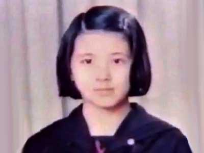 雅子様 中学校入学式