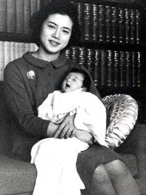 雅子様 幼少期 1964年1月