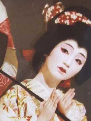 壇蜜 日本舞踊