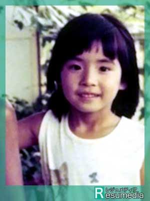 石田ゆり子 小学生時代
