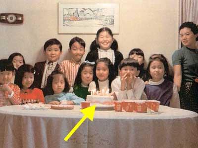 雅子様 1970年12月 お誕生日