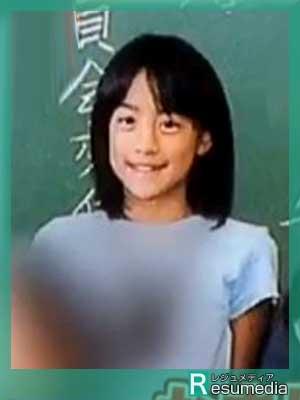 山本美月 小学生時代 6年生