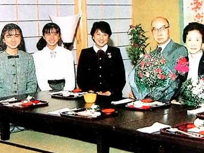 雅子様 東京大学時代 1986年