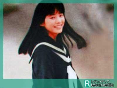 石田ゆり子 高校生時代