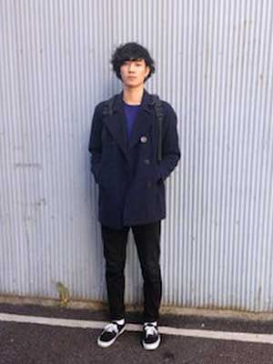 清原翔 雑誌 メンズノンノ デビュー当時
