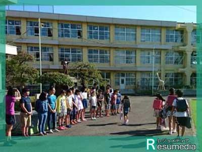 山下美月 瑞穂町立瑞穂第一小学校