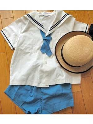 田無向ヶ丘幼稚園 制服参考画像