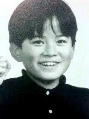 岡田准一 小学生時代