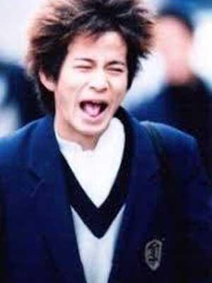 岡田准一 高校生時代