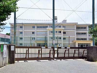 小泉純一郎 山崎小学校