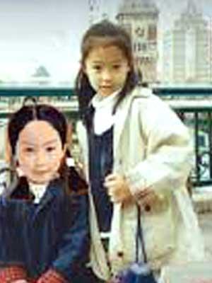 宇垣美里 小学生時代